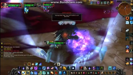 wow frost mage vs elite death kings