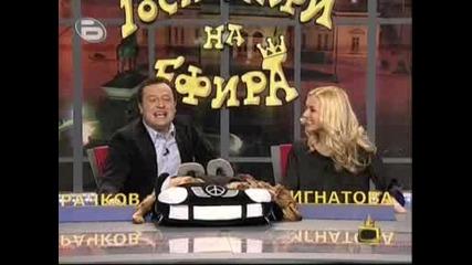 Христо Стоичков Дава Интервю На Английски Език Господари На Ефира 30.11.09