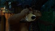Маша и Медведь 12 серия - Граница на замке