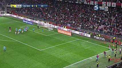 Ница - Олимпик Марсилия 0:1 /репортаж/