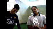 Cristiano Ronaldo freestyle skills
