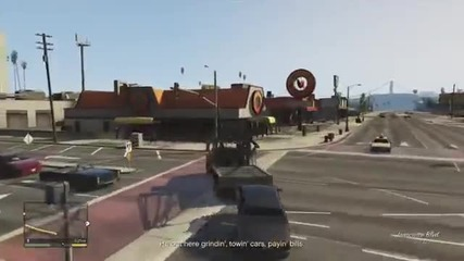 Gta V gameplay