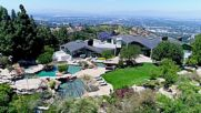 L A Beverly Hills Hollywood Hills Mulholland Drive 4k Summer Hit The Oscars Movies Trailer Usa Film