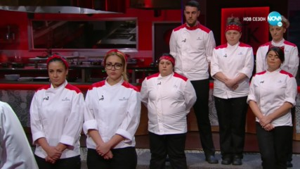 Номинации - ''Hell's Kitchen'' (25.03.2020)