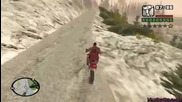 Grand Theft Auto: San Andreas - Епизод 13 ( Разходка в Планината )