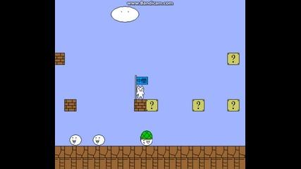 Cat Mario [rage Game]