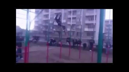 New Денко - Street Fitness