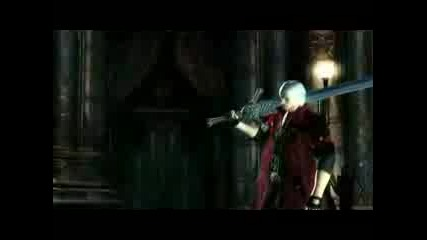 Devil May Cry 4 - Official Trailer