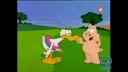 Гарфилд и приятели - Garfield and friends - Полетът на фантазията - Бг Аудио - * High Quality *
