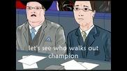 Wwe Animation R46 Undertaker vs Cm Punk