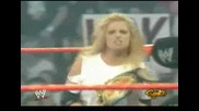 Trish Stratus vs Stacy Keibler [womens Championship]