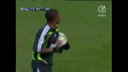 Werder - Real Madrid(3 - 2)Ruud van Nistelrooy
