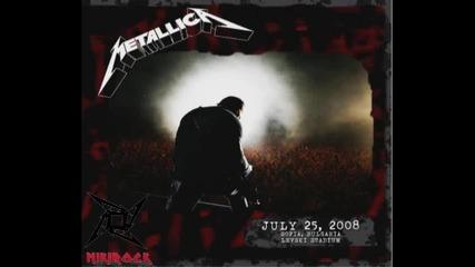03.metallica - Ride The Lightning [live In Sofia] |hq Sound|