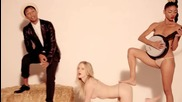 Robin Thicke feat. Pharrell and T. I. - Blurred Lines ( Dvdj X T C Unrated Xxx Remix)