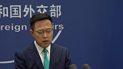 China: MOFA promises 'strong' response if US 'interferes in Hong Kong affairs'