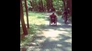 """ден на колела - Предизвикателството"""