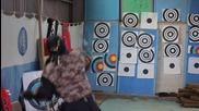 Япония: Студенти научават тайните умения на нинджите
