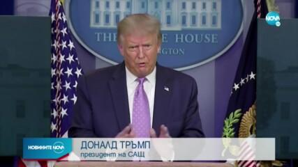 Facebook и Twitter изтриха изказвания на Тръмп