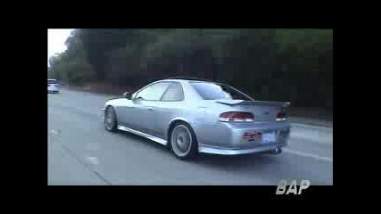 Honda Prelude Bap