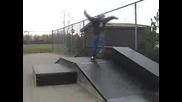 2005 Skateboarding Falls... Lots Of Them