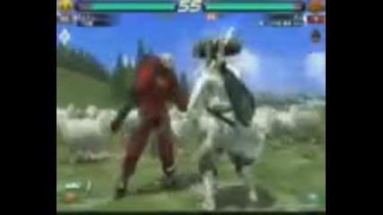 Tekken 6 - Bryan vs Yoshimitsu (noko)