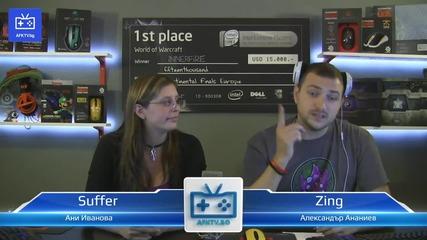 Интервю със Suffer от Aniventure 2013 - Afk Tv Еп. 36 част 3