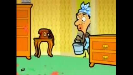 Mr. Bean - Анимация Еп.1