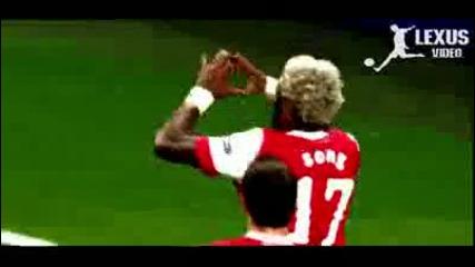 Arsenal London - Barcelona • 18 Uefa Cl • Promo • 16.02.2011