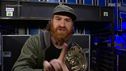 Sami Zayn explains why his title is better than the U.S. Title: SmackDown, Oct. 30, 2020