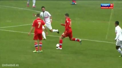 Русия Португалия 1-0