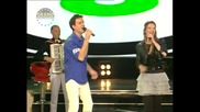 Natalija TrikFX i Sekib Mujanovic - Epidemija (Grand Parada 22.05.2012)