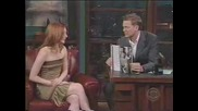Alyson Hannigan - May 2003