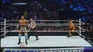 Прайм Тайм Плеърс срещу Къртис Аксел и Райбак / Разбиване 27.12.2013г.