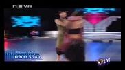 Vip Dance 30.10.2009 Танцът на Боби - Турбото и Мария Силвестрова