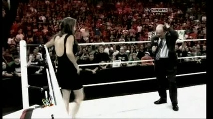 Wwe Triple h vs Brock Lesnar At Summerslam Promo