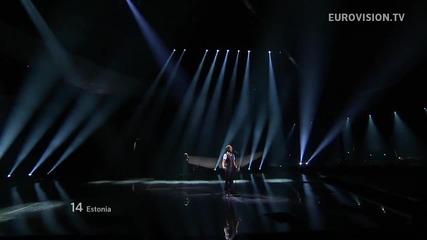 Естония / Ott Lepland - Kuula / Live - Евровизия 2012
