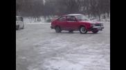 Дрифт На Сняг Във Варна