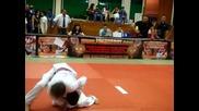 Judo Levski Sofia Denislav Ivanov 38 kg