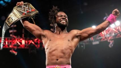 4 records set by Kofi Kingston: WWE List This!