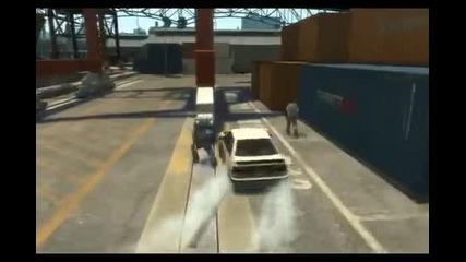 Нека се леее още повече дрифт :) Gta 4 Drifting