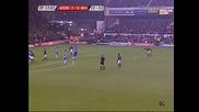 Van Persie Vs Wigan 2 - 0 Carling Cup