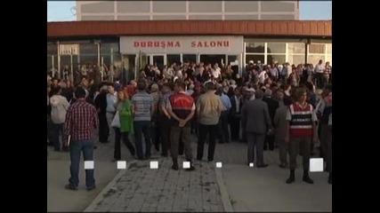 Осъдиха 322-ма турски военни за опит за държавен преврат