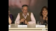 Indiana Jones - Press Conference Cannes (p