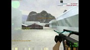 Playning In Counter Strike 1.6