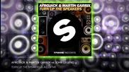 Afrojack ft. Martin Garrix vs John Legend - Turn Up The Speakers vs All Of Me