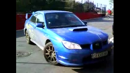 Subaru impreza sti wrx в София