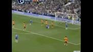Chelsea Шампион през сезон 2009/2010