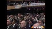 Химна На България В Зала 1 На Ндк !