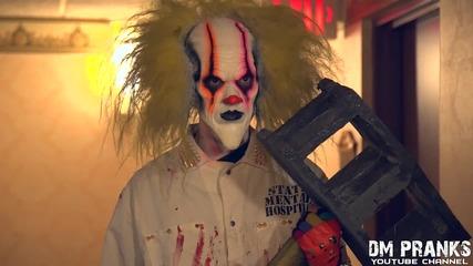 Жестоко! Клоунът убиец 6