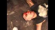 Danny Havoc убива Brain Damage Със Стол